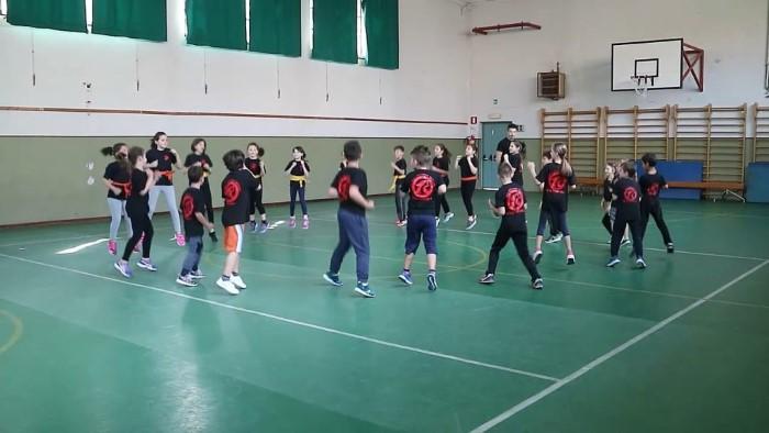 Corso Krav Maga Bambini (Ninja Kids)